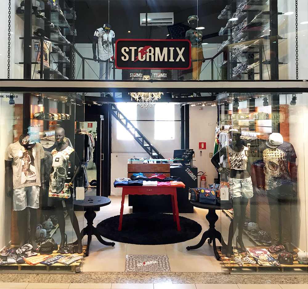 ab271dfbac Stormix - Shopping Center La Plage Guarujá